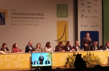Brasília sedia o 35° CONASEMS