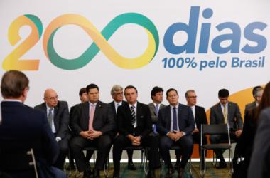 200 dias de governo Bolsonaro