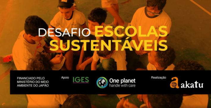 Desafio escolas sustentáveis