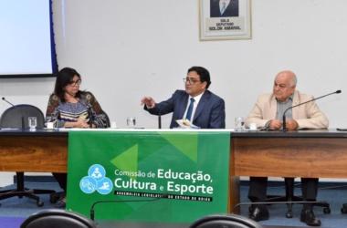 comissão de educação