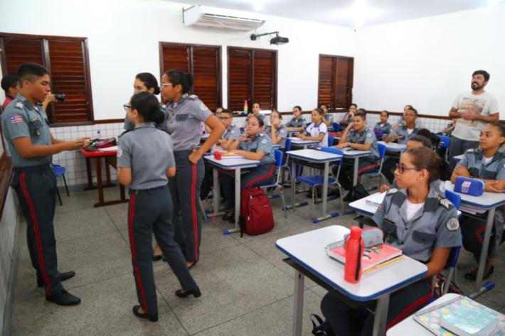 adesão escolas militares